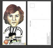 Newcastle United Malcolm MacDonald England (GK)